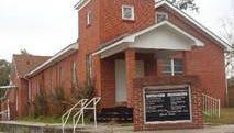 Spring Hill Missionary Baptist Church in Prentiss