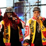 Salt-N-Pepa will headline the I Love the '90s Tour at the Wisconsin State Fair.