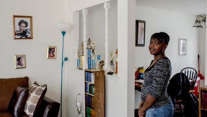 Novasha Miller of Memphis was featured in the ProPublica series on the failures of the U.S. bankruptcy system.