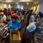 Friends of WFPL Big Spring Book Sale this weekend