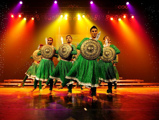 """""""The Journey to Mystic India"""" has two performances"""