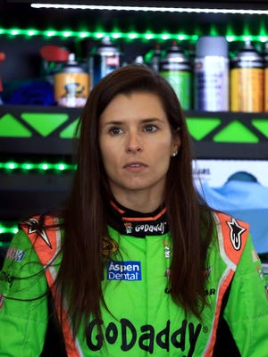 Danica Patrick is in her third full season as a Sprint Cup driver.