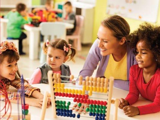 Pre-School Children Learning