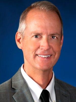 John Jenkins isBonita Springs Utilities executive director.