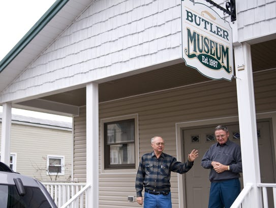 The Butler Museum is just one of many museums that