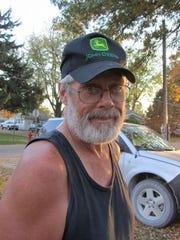 David Garrels was killed March 16, 2011, when a driver