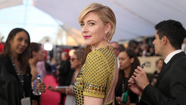 Filmmaker Greta Gerwig at the 24th Annual Screen Actors