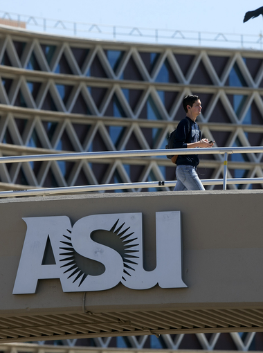 From our game-day traditions to our less-sporty accolades, there are many reason to love Arizona State University.  Sun Devil fans are strong during the week before ASU's and UA's yearly battle for the Territorial Cup, and there's no shortage of reasons for them to be proud.  Here are just a few of the reasons to love being a Sun Devil.