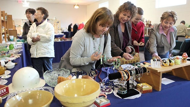 Wheaton Arts and Cultural Center will host the Mid-Winter Antiques Show from 10 a.m. to 5 p.m. Feb. 6 and 10 a.m. to 4 p.m. Feb. 7 in the Event Center at 1501 Glasstown Road in Millville.