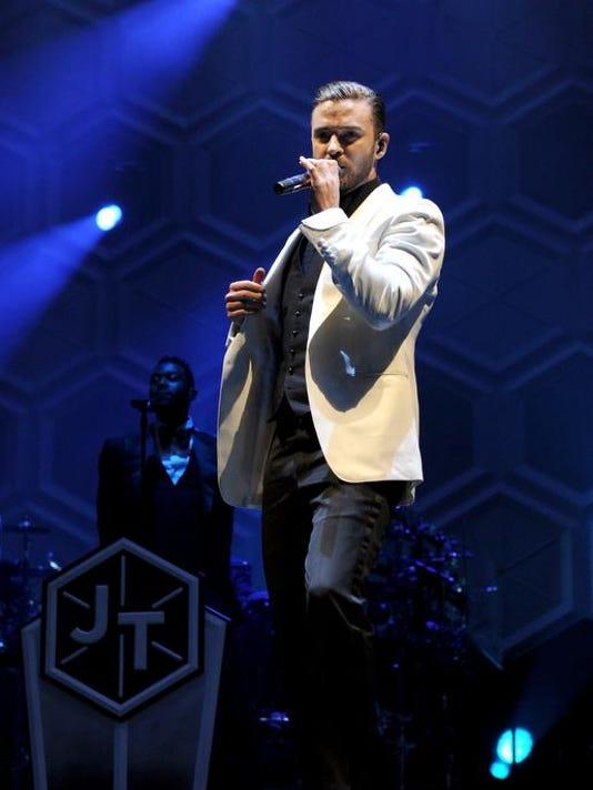 Timberlake Concert Postponed