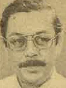 Jerry Sharpnack, Coloradoan managing editor August 1976
