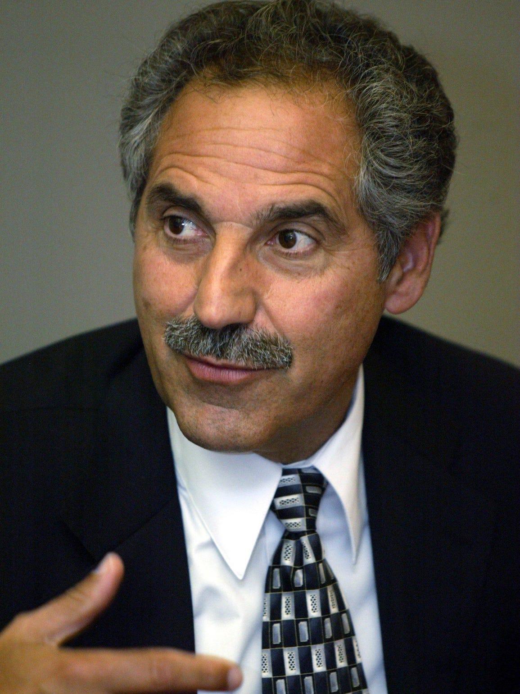 Joseph Ferraina, superintendent, Long Branch Schools,