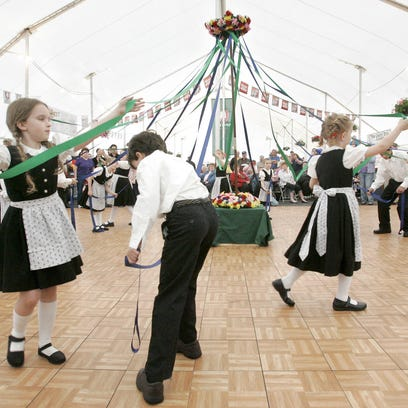 Germantown will celebrate its German heritage this weekend during the annual Mai Fest