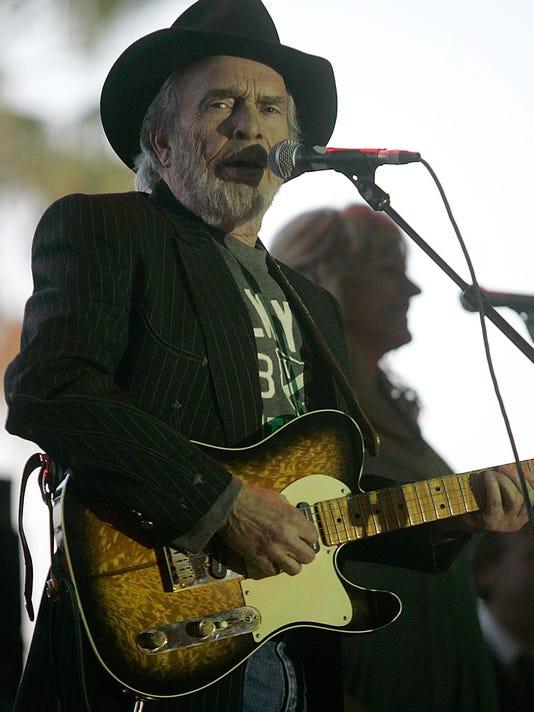 Hot Picks 1 Merle Haggard