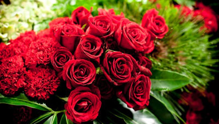 Louisville Downtown Marriott, 280 W. Jefferson St., will send out Kentucky Derby flowers to charitable agencies for Mother's Day.