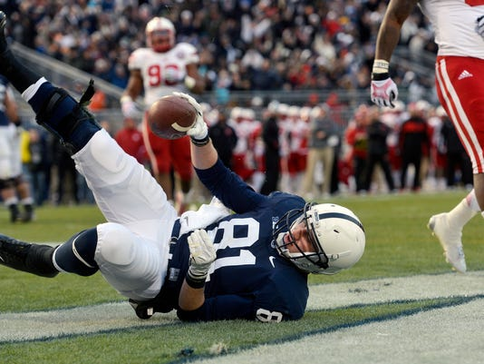 How much will Adam Breneman be used in James Franklin's new Penn State offense?