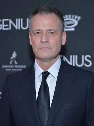 """Michael Grandage attends the premiere of """"Genius""""  on June 5, 2016 in New York City."""