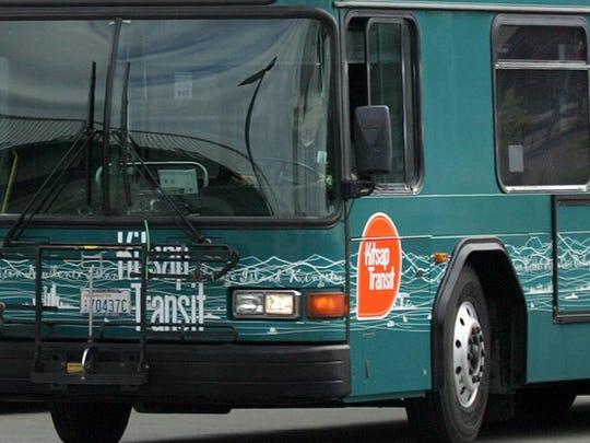 Kitsap Transit bus