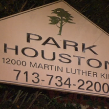 A 2-alarm fire destroyed 12 units at the Park Houston apartment complex Saturday night.