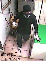 Suspect in Leesville store robbery
