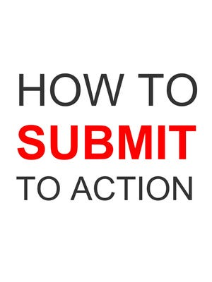 How to submit to Action Publications graphic