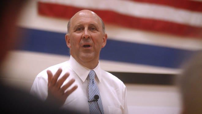 Former Wisconsin Gov. Jim Doyle.