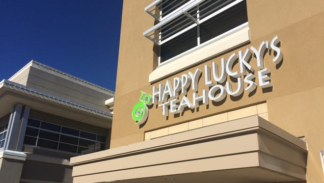Happy Lucky's Teahouse opened a second location in Southeast Fort Collins' Front Range Village development.