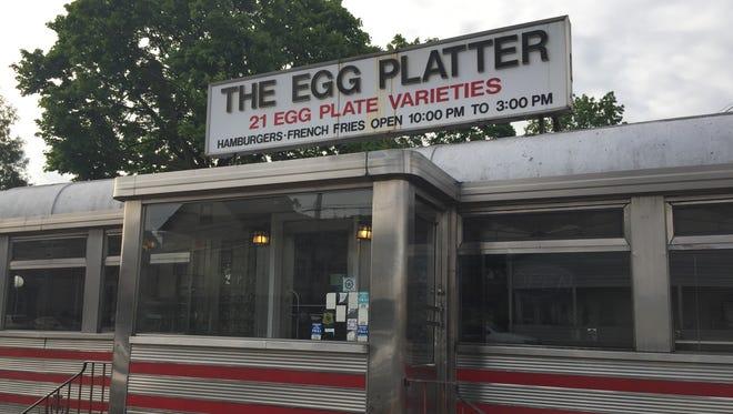 The Egg Platter Diner in Paterson, NJ
