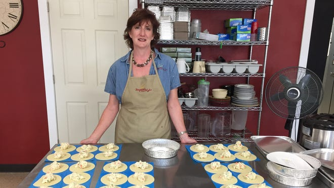 Dinners Done Right Owner Vikki Bohlman feels like it's her calling to save busy families time and money.