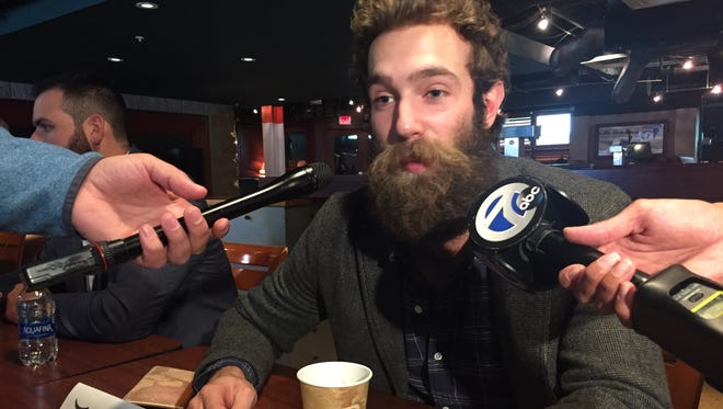 Tigers pitcher Daniel Norris spent the offseason working on improving his physical and mental health.