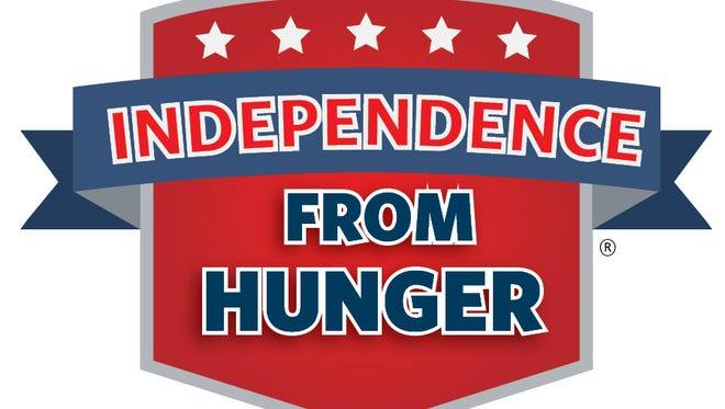 Grocery Outlet Bargain Market in Visalia is kicking off their Independence from Hunger food drive  the entire month of July.