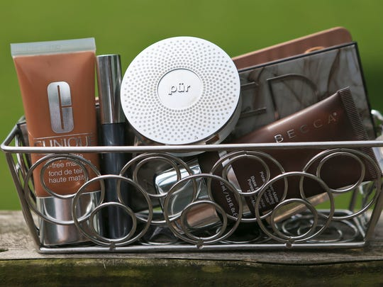 Some of Cheri Brown's favorite things are her Clinique makeup items.