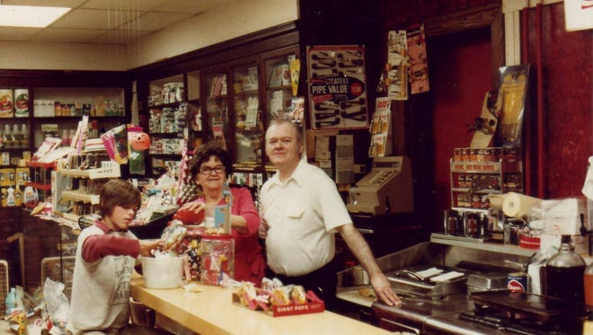 Wallace was an old-time store and soda fountain that was in the Maplewood neighborhood for decades.
