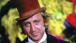 """Gene Wilder played the title role in """"Willy Wonka &"""