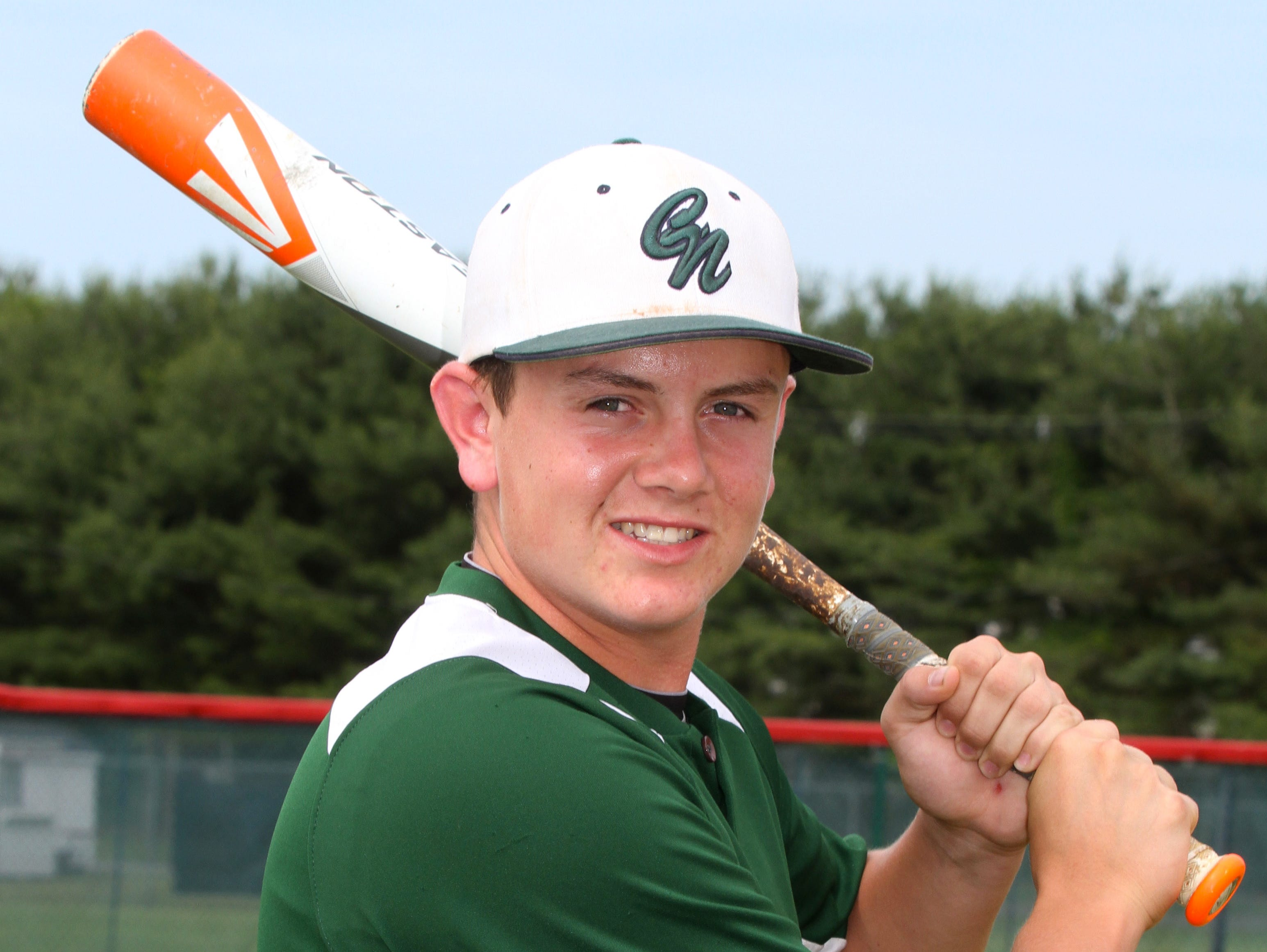 Tyler Kapuscisnki of Colts Neck has committed to play at Marist.