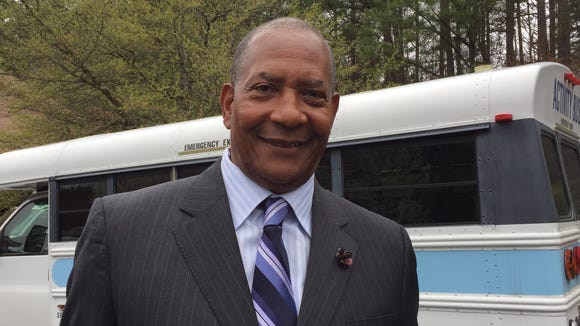 Alex English was one of the all-time greats at Dreher High School, the University of South Carolina and in the NBA, but he had a tough time in the state final against former Wade Hampton star Clyde Mayes.