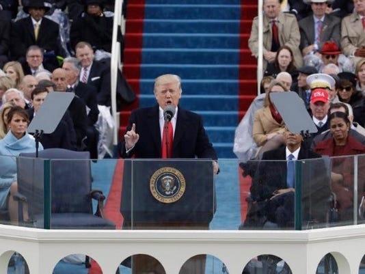 BHM inauguration