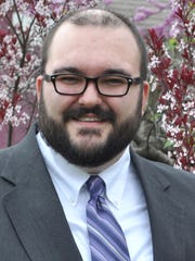 Skyler Johnston, executive director of the Greene County