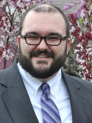 Skyler Johnston is leaving his job as the only paid staffer of the Greene County Democrats for a job with the International Brotherhood of Teamsters.