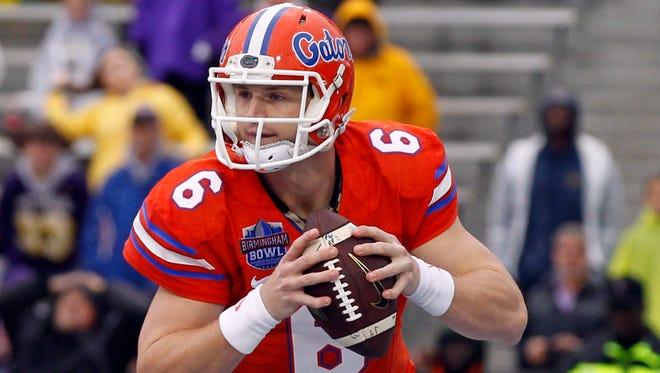 Quarterback Jeff Driskel is transferring from the University of Florida to Louisiana Tech,