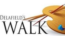 Downtown Delafield's Art Walk is 5 to 9 p.m. Friday.