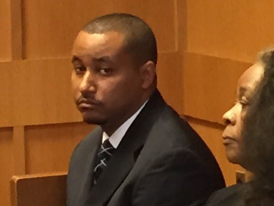 Michigan State Sen. Virgil Smith Jr. is in court this