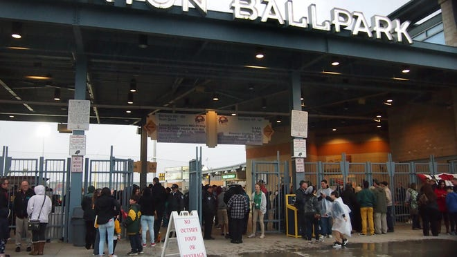 There' is serious doubt that fans will be watching baseball at Stockton Ballpark this season due to the coronavirus pandemic.