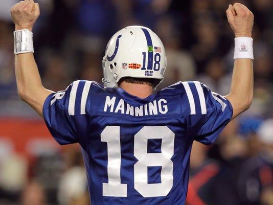 AP PEYTON MANNING RETIRES FOOTBALL S FBN FILE USA FL
