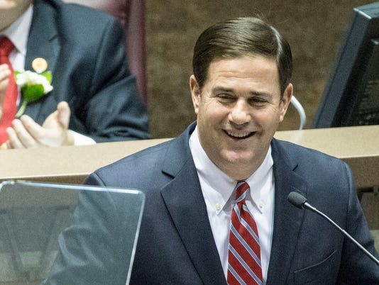 Doug Ducey state of the state