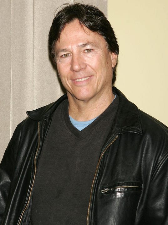 FILE: Actor Richard Hatch Dies At 71