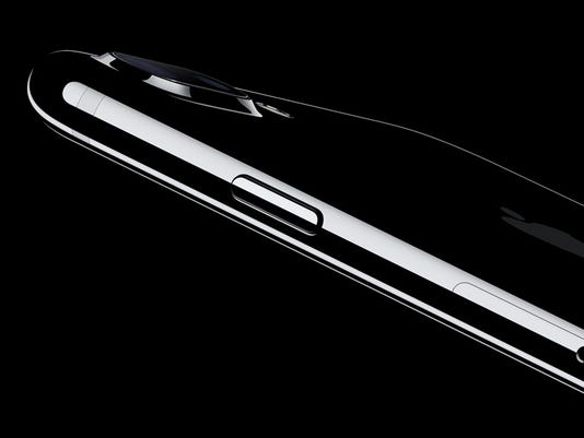 Apple iPhone7 Jet Black