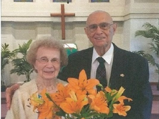 Anniversaries: JoAnn Russell & Duane Russell