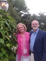 Ted and Donna Robart, Women's Refuge of Vero Beach founders