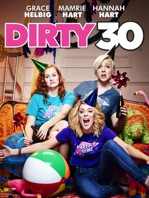 'Dirty 30' stars Woodbury native and Internet star Grace Helbig.